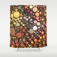 retro blast Shower Curtain by Sylvia Cook Photography