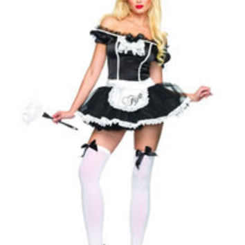French Maid Fifi Costume