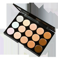 New 15 Colors Professional Salon Party Concealer Contour Face Cream Makeup Palette Y641-B