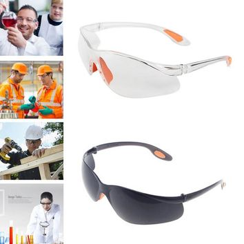 New Safety Eye Protection Glasses Goggles Lab Dust Paint Dental Industrial Protective Safety Riding Goggles Glasses For Work Lab