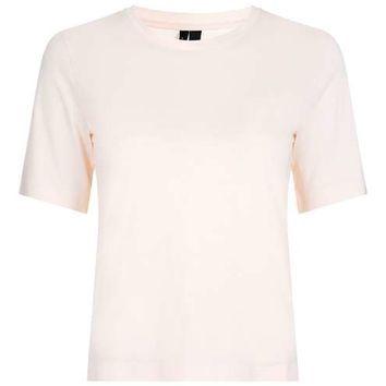 Cotton Taped Tee by Boutique - Boutique - Clothing