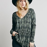 Free People Womens Sahara Top
