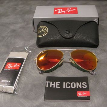 Brand New RayBan Aviator RB3025 112/69 58mm - Unbeatable limited price - Ray-Ban