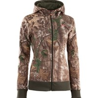 Under Armour Women's Camo Hoodie