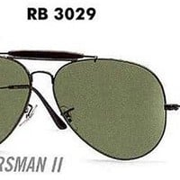 Ray Ban RB3029 Outdoorsman II Sunglasses