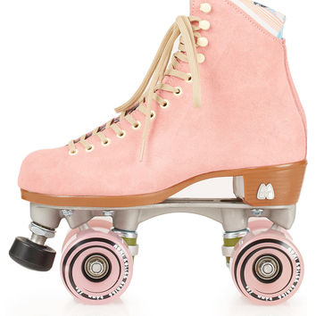 Moxi Pink Roller Skates - New In This Week - New In - Topshop USA