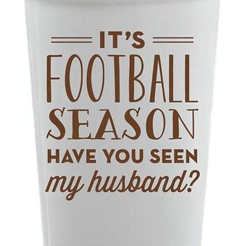 It's Football Season Plastic Cups