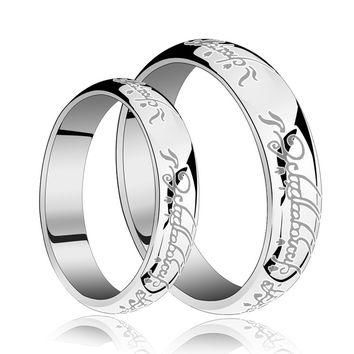 Supreme Lord Of The Couple Rings