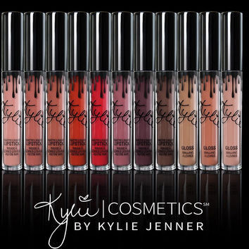 100% authentic Kylie Lip Kits reselling ALL COLORS