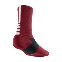 Nike Hyper Elite Crew Basketball Socks - Varsity Red