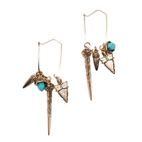 Lola Charm Earrings
