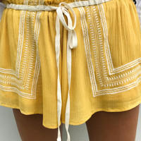 Sage The Label Willow Shorts