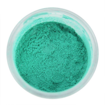 Sea Green Luster Dust