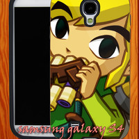 The-Legend-Zelda-Cartoon iphone 5 / iphone 4 / iphone 4S covers case-samsung galaxy s2 / s3 / s4 case-A25062013-22