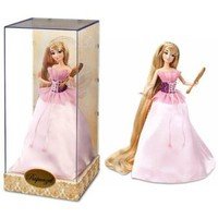 "Disney Store Limited Edition Disney Princess Designer Collection 11 1/2"" Rapunzel Doll"