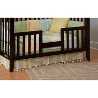 Child Craft Toddler Bed Guard Rail (Brown)