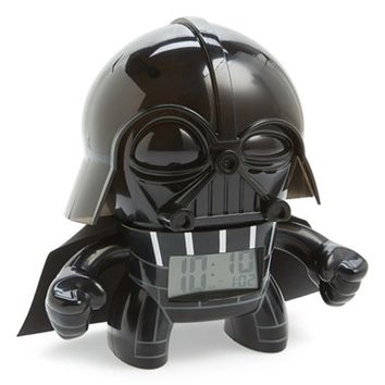 Boy's Bulb Botz 'Star Wars - Darth Vader' Light-Up Alarm Clock