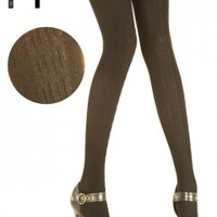 Pretty Polly Cable Front seam Tights-Tights, Stockings, Shapewear and more MyTights.com - The Online Hosiery Store