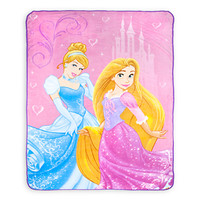 Disney Princess Fleece Blanket | Disney Store