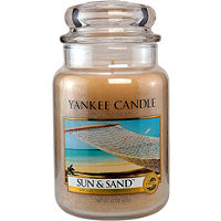 Yankee Candle Company Sun & Sand Candle 22 oz. Ulta.com - Cosmetics, Fragrance, Salon and Beauty Gifts