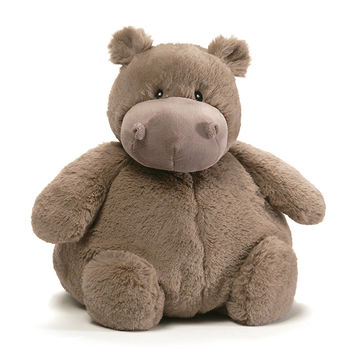 Gund Baby Chub Hippo Stuffed Animal