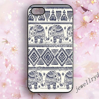 Tribal Aztec Elephant iphone 5c case,Indian Tribal Elephant iphone 4/4s case,Elephant iphone 5/5s case,Geometric samsung galaxy s3 s4 s5