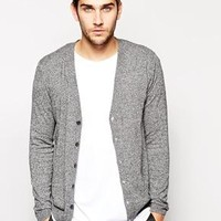 ASOS | ASOS Cardigan in Cotton at ASOS