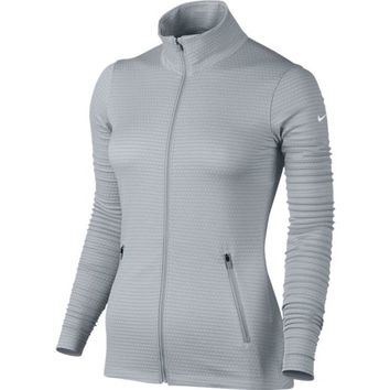 Nike Ladies & Plus Size Dry Full Zip Golf Jackets - Assorted Colors
