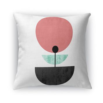 FLOWER Accent Pillow By Honeytree Prints