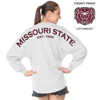 Missouri State™ EST. 1905 Spirit Football Jersey®
