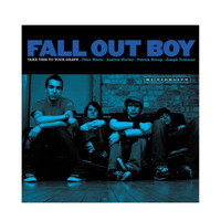 Fall Out Boy - Take This To Your Grave Coke Bottle Clear Vinyl LP