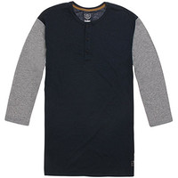 Nike Classic Dri-Fit 3/4 Sleeve Henley Tee at PacSun.com