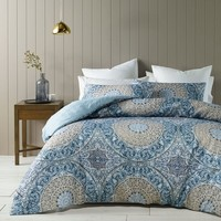 Vienna Lightly Quilted Quilt Cover Set by Phase 2