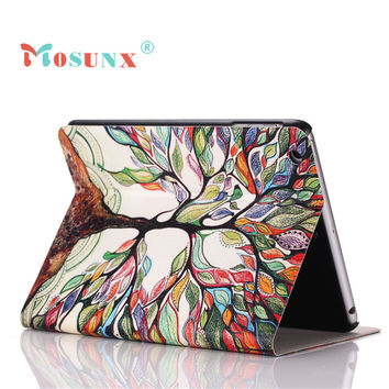 Mosunx SimpleStone Tree Of Life Flip Stand Leather Case Cover For iPad Mini 1 2 3 Retina  60421 mosunx