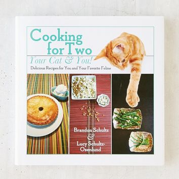 Cooking For Two - Your Cat