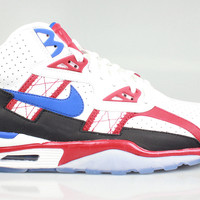 Nike Air Trainer Premium High QS LE 'Bo Knows Commercial' - Game Royal Gym Red