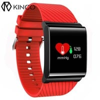 Health Monitor Waterproof Smart Bracelet Watch for IOS/Android