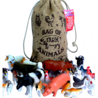 Bag of Farm Animals