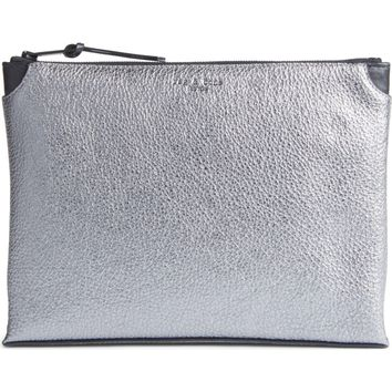rag & bone Medium Buffalo Leather Pouch | Nordstrom
