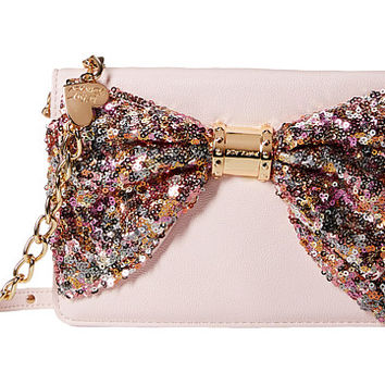 Betsey Johnson Oh Bow Wallet On A String