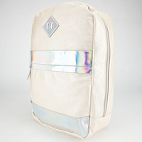 Hologram Backpack White Combo One Size For Women 23361716701