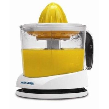 Black & Decker Citrus Orange/Lemon/Lime/Grapefruit Juicer