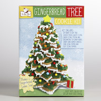 GINGERBREAD TREE COOKIE KIT
