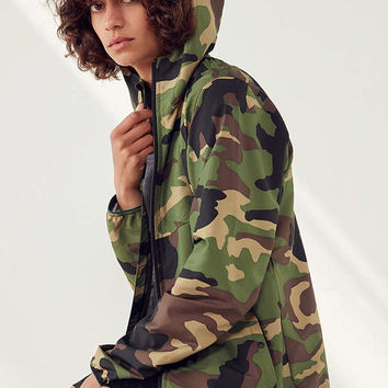 Herschel Supply Co. Voyage Camo Windbreaker Jacket | Urban Outfitters