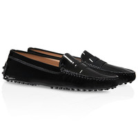 Tods| Gommino Driving Shoes in Patent Leather