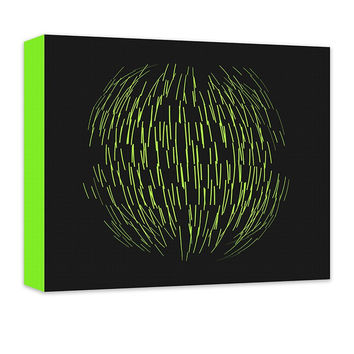 Sphere Abstract Canvas Wall Art
