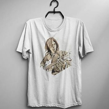 Neil Young Shirt Men T-Shirt Neil Young T Shirt