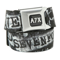 Avenged Sevenfold Death Bat Seat Belt Belt
