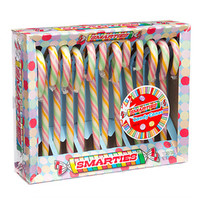 Smarties Candy Canes: 12-Piece Box