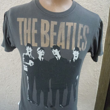 Size Med --Beatles Shirt